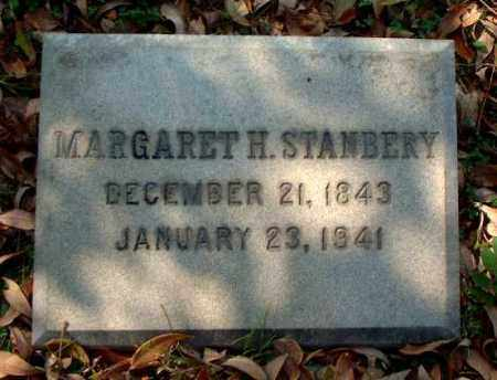 STANBERY, MARGARET H. - Meigs County, Ohio | MARGARET H. STANBERY - Ohio Gravestone Photos