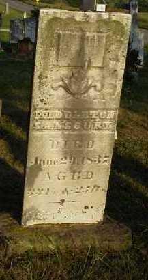 SANSBURY, MIDDLETON - Meigs County, Ohio   MIDDLETON SANSBURY - Ohio Gravestone Photos
