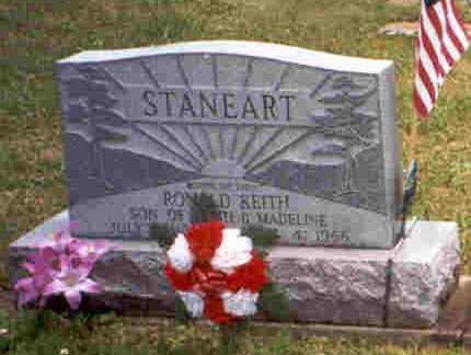 STANEART, RONALD KEITH - Meigs County, Ohio | RONALD KEITH STANEART - Ohio Gravestone Photos