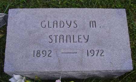 ASHWORTH STANLEY, GLADYS M. - Meigs County, Ohio | GLADYS M. ASHWORTH STANLEY - Ohio Gravestone Photos