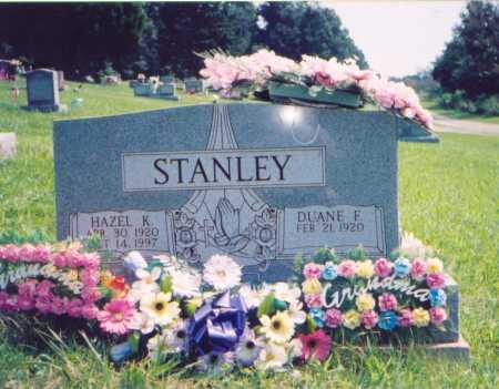 STANLEY, DUANE F. - Meigs County, Ohio | DUANE F. STANLEY - Ohio Gravestone Photos