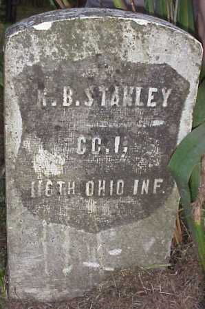 STANLEY, R. B. - Meigs County, Ohio | R. B. STANLEY - Ohio Gravestone Photos