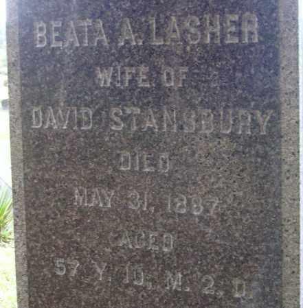 STANSBURY, BEATA A. - CLOSEVIEW - Meigs County, Ohio | BEATA A. - CLOSEVIEW STANSBURY - Ohio Gravestone Photos