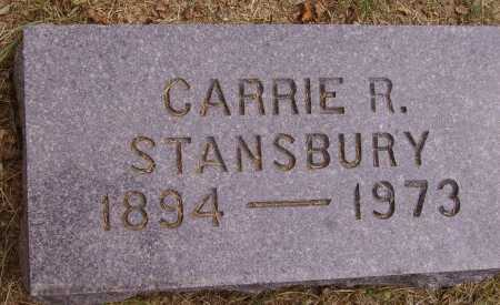 STANSBURY, CARRIE R. - Meigs County, Ohio   CARRIE R. STANSBURY - Ohio Gravestone Photos