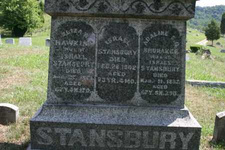 STANSBURY, ISRAEL - Meigs County, Ohio | ISRAEL STANSBURY - Ohio Gravestone Photos