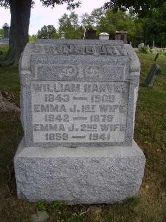 STANSBURY, WILLIAM HARVEY - Meigs County, Ohio | WILLIAM HARVEY STANSBURY - Ohio Gravestone Photos