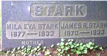 STARK, MILA EVA - Meigs County, Ohio | MILA EVA STARK - Ohio Gravestone Photos