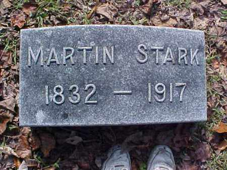 STARK, MARTIN - Meigs County, Ohio   MARTIN STARK - Ohio Gravestone Photos