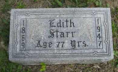 STARR, EDITH - Meigs County, Ohio | EDITH STARR - Ohio Gravestone Photos