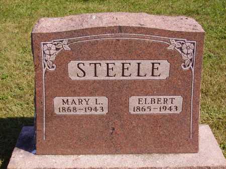 HARRISON STEELE, MARY L. - Meigs County, Ohio | MARY L. HARRISON STEELE - Ohio Gravestone Photos