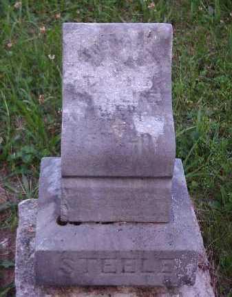 STEELE, STEPHEN ARTHUR - Meigs County, Ohio | STEPHEN ARTHUR STEELE - Ohio Gravestone Photos