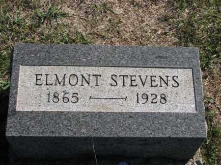 STEVENS, ELMONT - Meigs County, Ohio   ELMONT STEVENS - Ohio Gravestone Photos