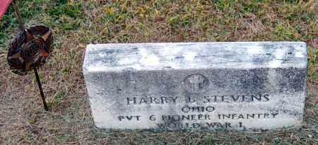 STEVENS, HARRY B. - Meigs County, Ohio | HARRY B. STEVENS - Ohio Gravestone Photos
