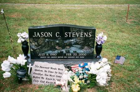 STEVENS, JASON C. - Meigs County, Ohio   JASON C. STEVENS - Ohio Gravestone Photos