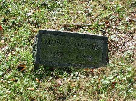STEVENS, MARY C. - Meigs County, Ohio | MARY C. STEVENS - Ohio Gravestone Photos