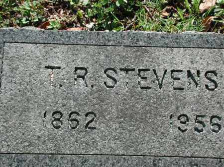 STEVENS, T.R. - Meigs County, Ohio | T.R. STEVENS - Ohio Gravestone Photos