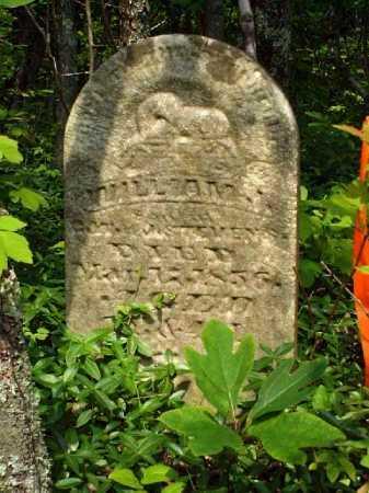 STEVENS, WILLIAM J. - Meigs County, Ohio | WILLIAM J. STEVENS - Ohio Gravestone Photos