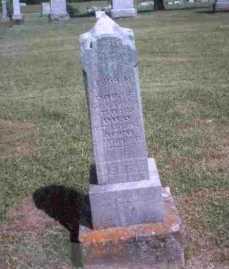 STEWARD, FLORA - Meigs County, Ohio   FLORA STEWARD - Ohio Gravestone Photos