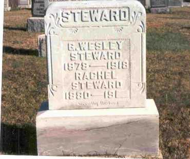 STEWARD, GEORGE WESLEY - Meigs County, Ohio | GEORGE WESLEY STEWARD - Ohio Gravestone Photos