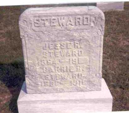 STEWARD, CARRIE B. - Meigs County, Ohio | CARRIE B. STEWARD - Ohio Gravestone Photos