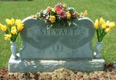 STEWART, RUBY M. - Meigs County, Ohio | RUBY M. STEWART - Ohio Gravestone Photos
