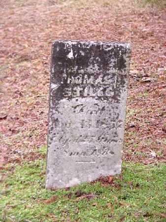 STILES, THOMAS - Meigs County, Ohio   THOMAS STILES - Ohio Gravestone Photos