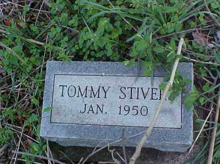 STIVERS, TOMMY - Meigs County, Ohio | TOMMY STIVERS - Ohio Gravestone Photos