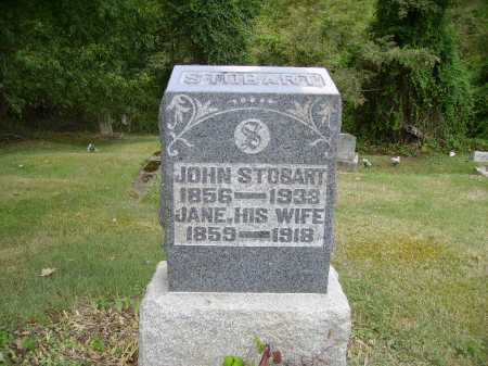 STOBART, JANE - Meigs County, Ohio | JANE STOBART - Ohio Gravestone Photos
