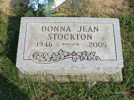 STOCKON, DONNA JEAN - Meigs County, Ohio | DONNA JEAN STOCKON - Ohio Gravestone Photos