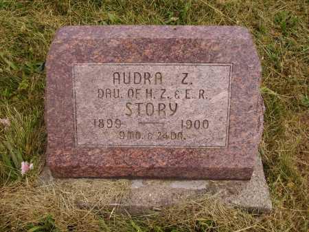 STORY, AUDRA Z. - Meigs County, Ohio | AUDRA Z. STORY - Ohio Gravestone Photos