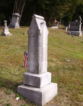 STOW, LUCREITA - OVERALL VIEW - Meigs County, Ohio | LUCREITA - OVERALL VIEW STOW - Ohio Gravestone Photos