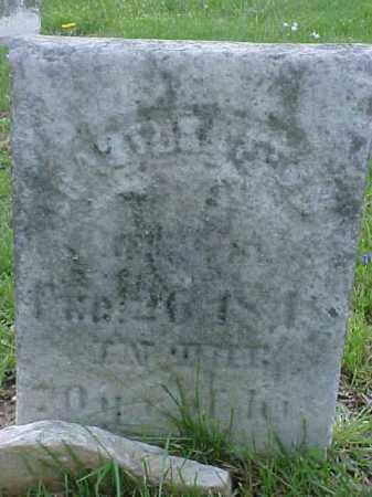 STOW, ERASTUS - Meigs County, Ohio   ERASTUS STOW - Ohio Gravestone Photos