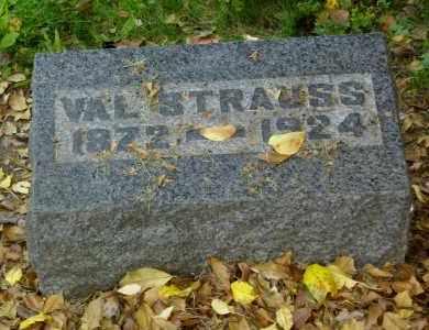STRAUSS, VAL - Meigs County, Ohio | VAL STRAUSS - Ohio Gravestone Photos