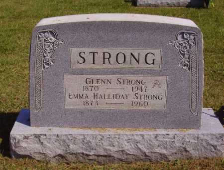 STRONG, EMMA - Meigs County, Ohio | EMMA STRONG - Ohio Gravestone Photos