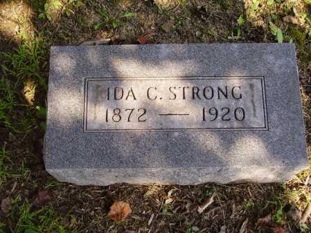 STRONG, IDA - Meigs County, Ohio | IDA STRONG - Ohio Gravestone Photos