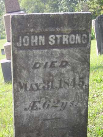 STRONG, JOHN S. - Meigs County, Ohio   JOHN S. STRONG - Ohio Gravestone Photos