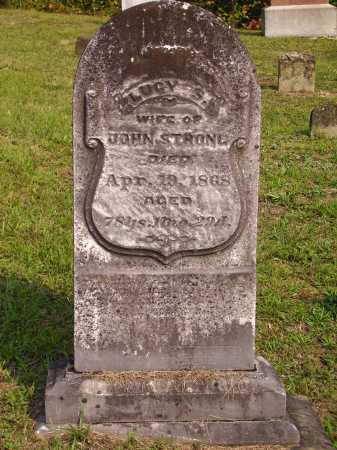STRONG, LUCY S. - Meigs County, Ohio | LUCY S. STRONG - Ohio Gravestone Photos