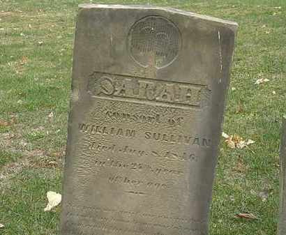 SULLIVAN, SARAH - Meigs County, Ohio | SARAH SULLIVAN - Ohio Gravestone Photos