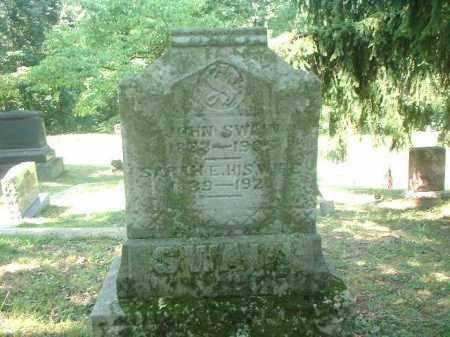 SWAIN, SARAH E. - Meigs County, Ohio | SARAH E. SWAIN - Ohio Gravestone Photos