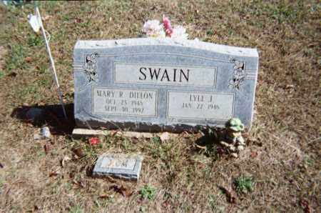 SWAIN, LYLE J - Meigs County, Ohio | LYLE J SWAIN - Ohio Gravestone Photos