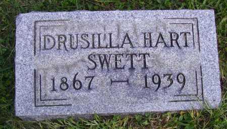 HART, DRUSILLA - Meigs County, Ohio   DRUSILLA HART - Ohio Gravestone Photos