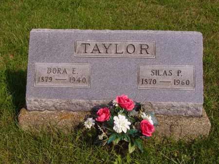 TAYLOR, DORA EMALINE - Meigs County, Ohio | DORA EMALINE TAYLOR - Ohio Gravestone Photos