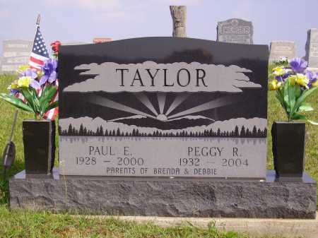 TAYLOR, PAUL E. - Meigs County, Ohio   PAUL E. TAYLOR - Ohio Gravestone Photos