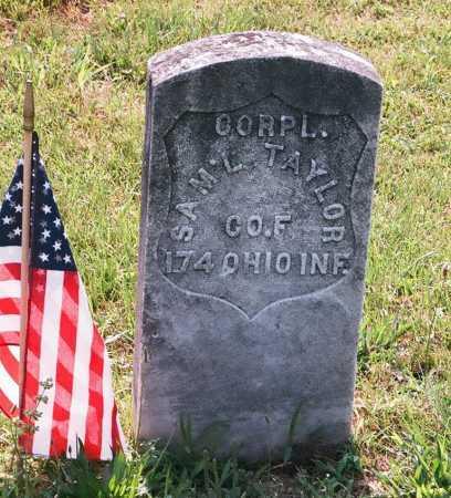 TAYLOR, SAMUEL - Meigs County, Ohio   SAMUEL TAYLOR - Ohio Gravestone Photos