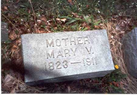 VARIAN TEWKSBURY, MARY - Meigs County, Ohio | MARY VARIAN TEWKSBURY - Ohio Gravestone Photos