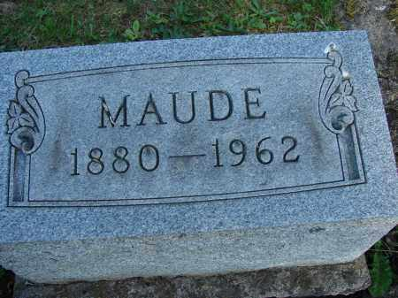 TEWKSBURY, MAUDE - Meigs County, Ohio   MAUDE TEWKSBURY - Ohio Gravestone Photos