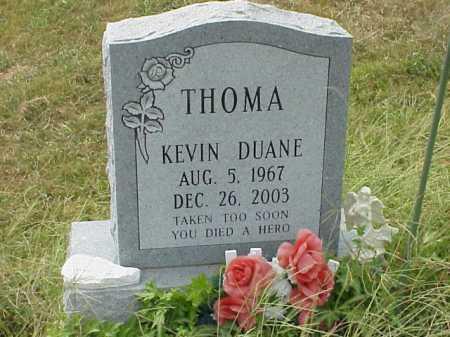 THOMA, DEVIN - Meigs County, Ohio   DEVIN THOMA - Ohio Gravestone Photos