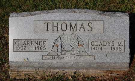 THOMAS, CLARENCE - Meigs County, Ohio | CLARENCE THOMAS - Ohio Gravestone Photos