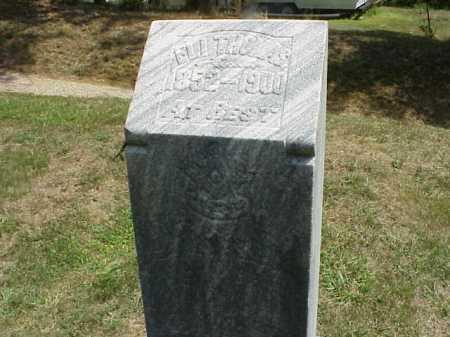 THOMAS, ELI - Meigs County, Ohio | ELI THOMAS - Ohio Gravestone Photos