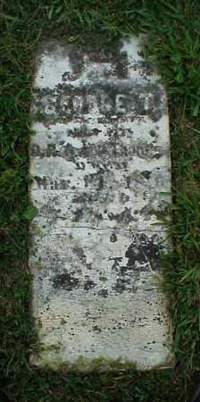 THOMAS, GEORGE - Meigs County, Ohio | GEORGE THOMAS - Ohio Gravestone Photos